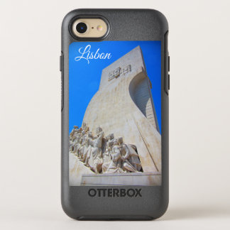 Belem Lisbon  - Monument to the Discoveries OtterBox Symmetry iPhone 8/7 Case