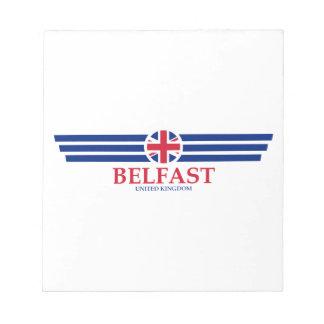 Belfast Notepad