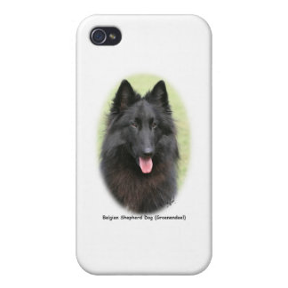 Belg Shep 9Y387D-053 Covers For iPhone 4