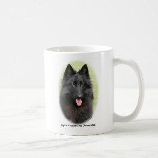 Belg Shep 9Y387D-053 Coffee Mugs