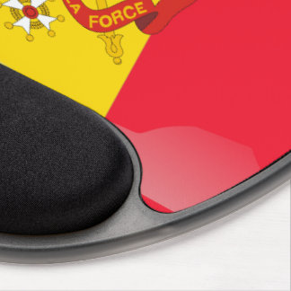 Belgian Coat of arms Gel Mouse Pad
