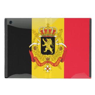 Belgian Coat of arms iPad Mini Cover