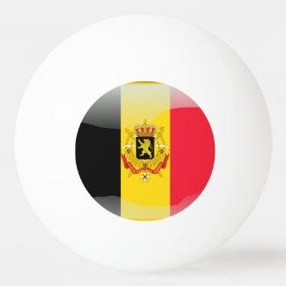 Belgian Coat of arms Ping Pong Ball