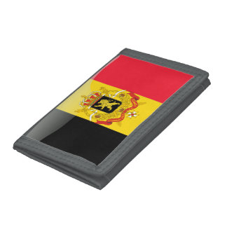 Belgian Coat of arms Trifold Wallets