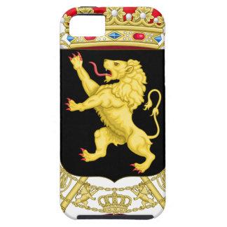 Belgian Emblem - Coat of Arms of Belgium iPhone 5 Cover