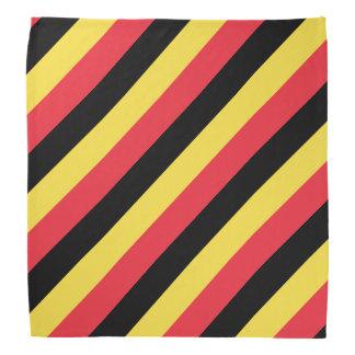 Belgian flag bandana | Colors of Belgium Bandana