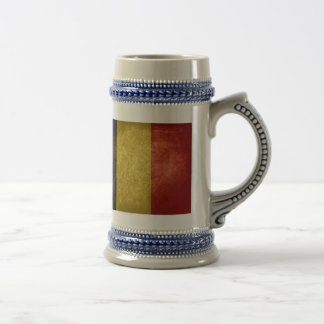 Belgian Flag Mugs