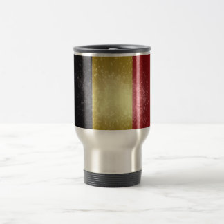 Belgian Flag Coffee Mug