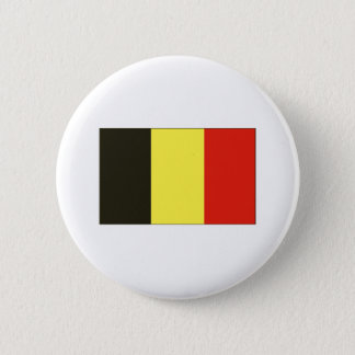Belgian Flag T-shirts and Gifts 6 Cm Round Badge