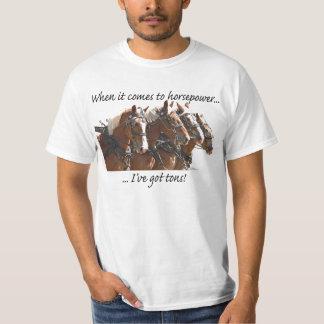 Belgian Horse Power T-Shirt