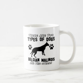 Belgian Malinois dog designs Coffee Mug