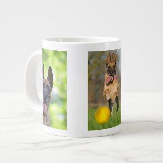 Belgian Malinois Dog Lovers photo jumbo mug