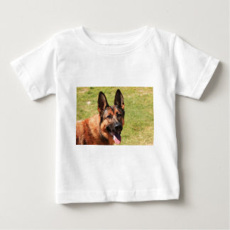 Belgian Malinois German Shepherd Baby T-Shirt
