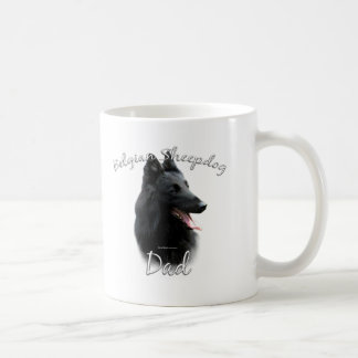 Belgian Sheepdog Dad 2 Coffee Mug