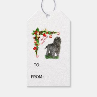 Belgian Sheepdog Gift Tags