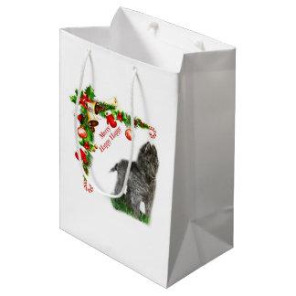 Belgian Sheepdog Medium Gift Bag