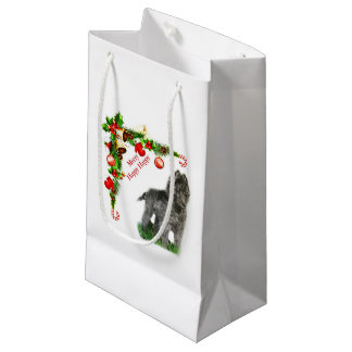 Belgian Sheepdog Small Gift Bag