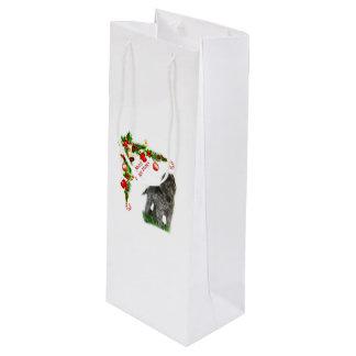 Belgian Sheepdog Wine Gift Bag