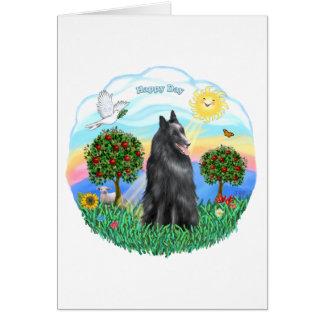Belgian Shepherd Card