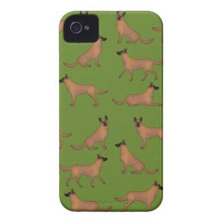 Belgian shepherd dog Case-Mate iPhone 4 cases