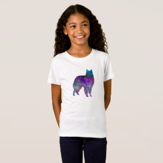 Belgian Shepherd Dog in watercolor T-Shirt