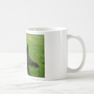 Belgian Shepherd Groenendael Puppy Coffee Mug