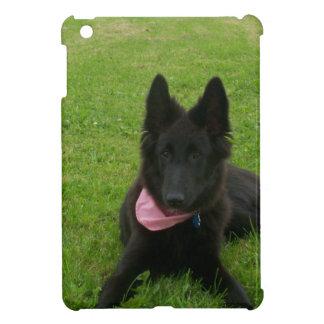 Belgian Shepherd Groenendael Puppy iPad Mini Covers