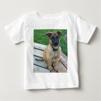 Belgian Shepherd Malinois Dog Baby T-Shirt