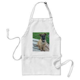 Belgian Shepherd Malinois Dog Standard Apron