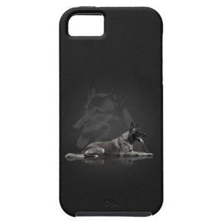 Belgian shepherd - Malinois iPhone 5 Covers