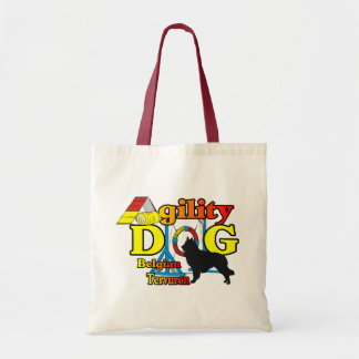 Belgian Tervuren Agility Shirts Gifts Tote Bag