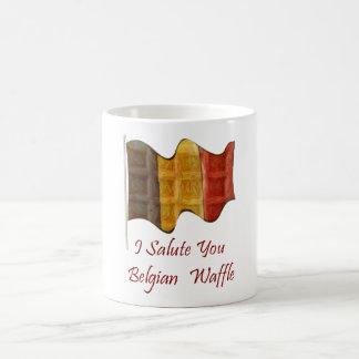 Belgian Waffle Magic Mug