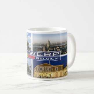 Belgium - Antwerp - Anvers - Coffee Mug