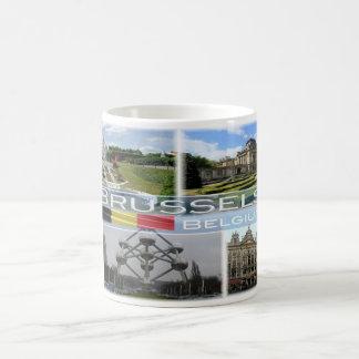 Belgium - Brussel - Coffee Mug