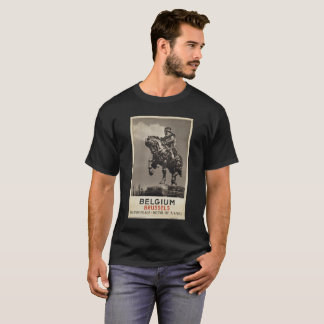 BELGIUM BRUSSELS  vintage picture T-Shirt