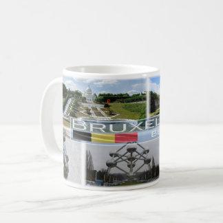 Belgium - Bruxelles - Coffee Mug