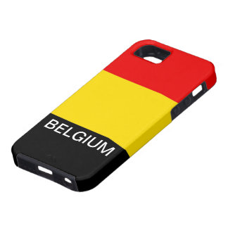 BELGIUM iPhone 5 COVER