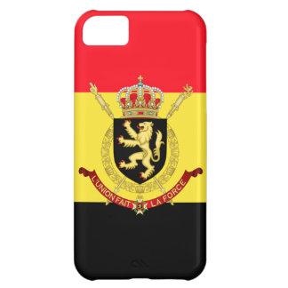 belgium emblem iPhone 5C case