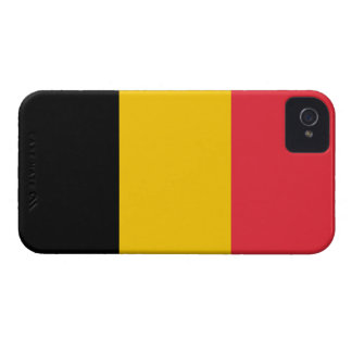 Belgium Flag Barely There™ iPhone 4 Cas iPhone 4 Case-Mate Cases