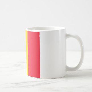 Belgium Flag Basic White Mug