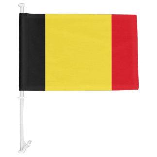 Belgium Flag Car Flag
