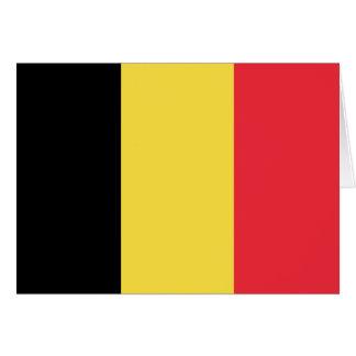 Belgium Flag Cards