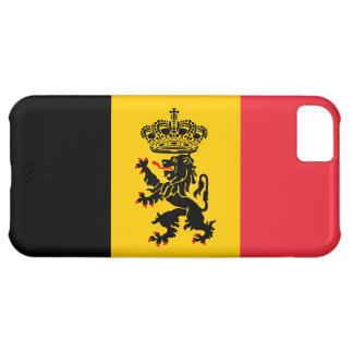 Belgium Flag Cover For iPhone 5C