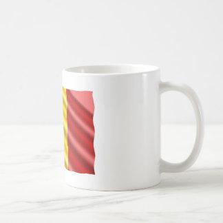 Belgium Flag Coffee Mug