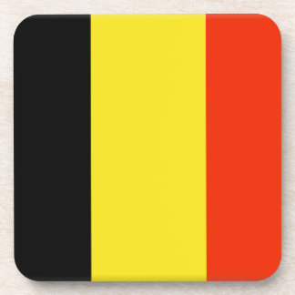 Belgium Flag Coaster