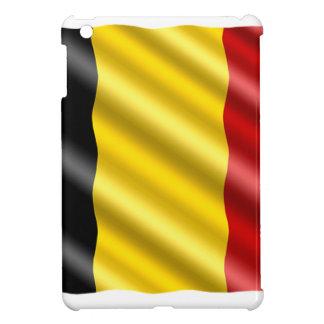 Belgium Flag Cover For The iPad Mini