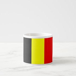 Belgium Flag Espresso Cup
