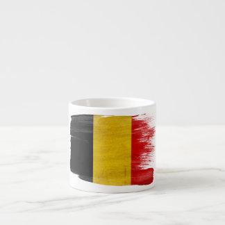 Belgium Flag Espresso Mug