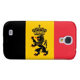 Belgium Flag Galaxy S4 Case