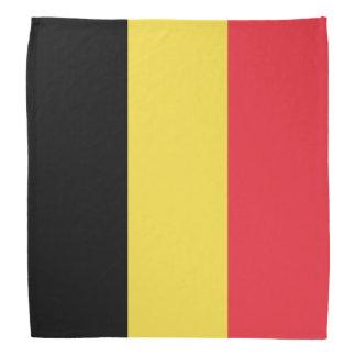 Belgium Flag Head Kerchief